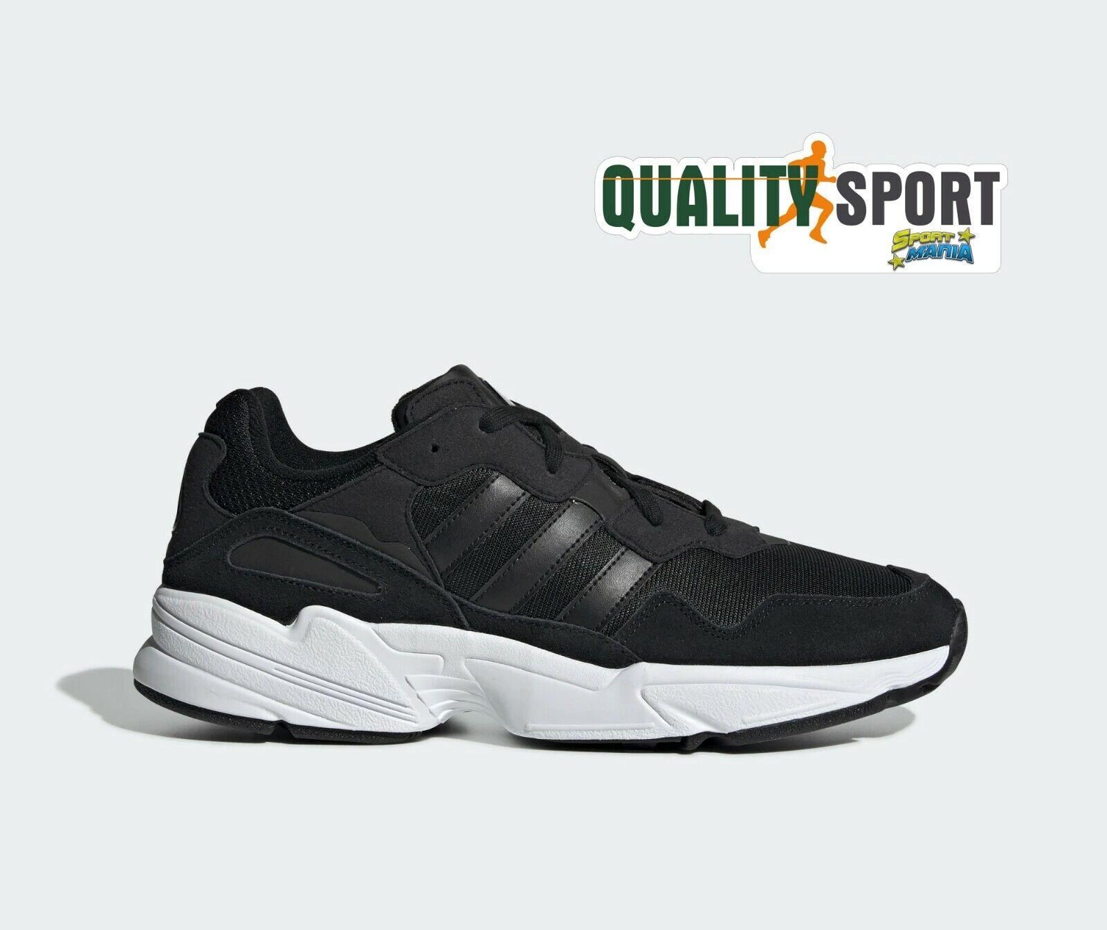 Adidas Yung 96 negro zapatos zapatos hombres Sportive zapatillas EE3681 2019