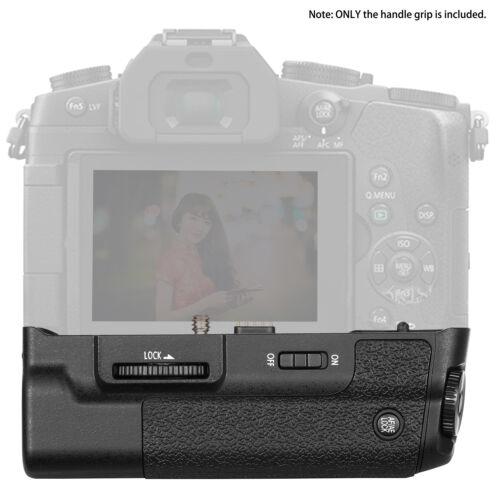 Vertical Battery grip DMW-BGG1 Replacement for Panasonic G85 G80 Digital Camera