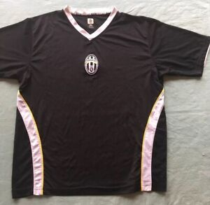 sneakers for cheap 5f06d 5cd45 Details about Juventus Football Club Soccer Men Large Jersey Italy Black