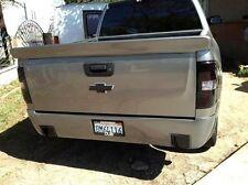 2007 2008 2009 2010 2011 2012 13 Chevy Silverado SS Roll Pan Rear Part Body Kit