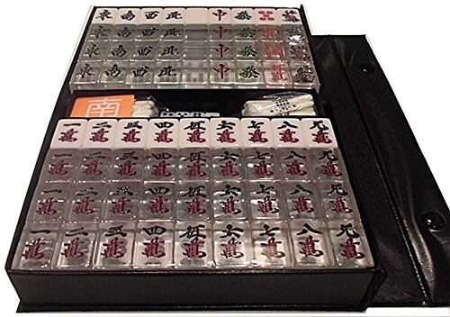 NOUVEAU  transparent Mahjong Tiles une  tuile de 4 spécial voiturerelage taille standard du Japon  cherche agent commercial