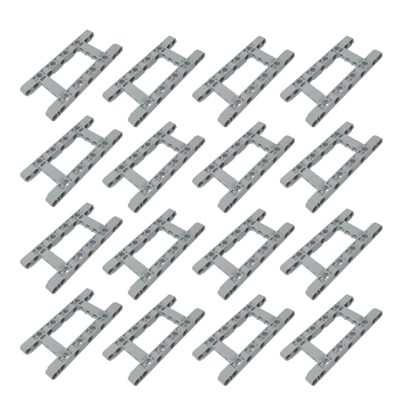 1x Lego Technic NEU Rahmen Liftarm 5 x 7 64179 schwarz 6016154 Technik 5x7 NEU