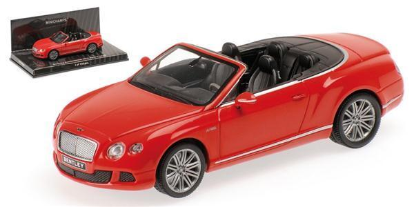 Minichamps Bentley Continental GT Speed Speed Speed 1 43 436139061 99dc77