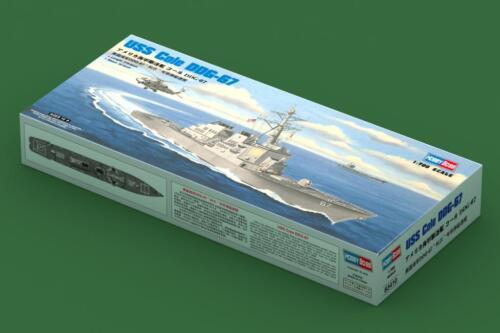 Hobbyboss 83410 1//700 USS Cole DDG-67