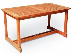Merxx Gartentisch Tisch 140 X 80 Cm Holztisch Gartenmobel