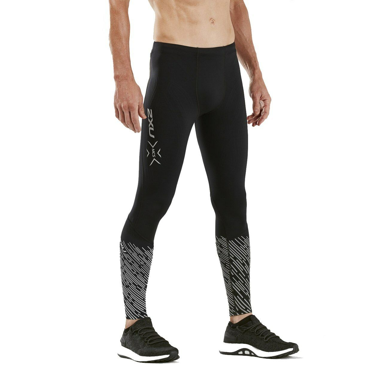 2XU Men's MCS Reflect Run Thermal Compression  Tight with Storage - 2019  buy best