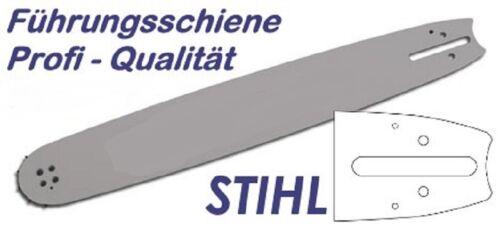 """Schwert Stihl 024 026 MS 240 MS 260 37//38cm .325/"""" 1,6 Führungsschiene Kettensäge"""