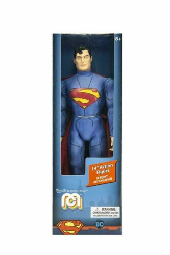 Mego DC New 52 Superman 14 Inch Action Figure NEW IN STOCK