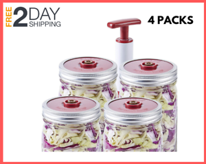 Fermentation-Lids-with-Extractor-Pump-for-Wide-Mouth-Mason-Jar