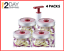 Fermentation-Lids-with-Extractor-Pump-for-Wide-Mouth-Mason-Jar thumbnail 1