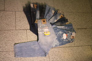 PICALDI-ZICCO-472-Set-de-10-jeans-neuf-destockage-SOLDE-tailles-speciales