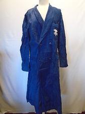 Vintage 1951 Korean War U.S. Medical Corpsman Medic Blue Bath Robe