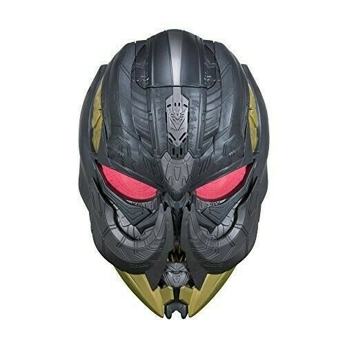 New Transformers Last Knight Megatron Voice Changer Mask Official