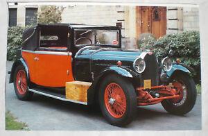Bugatti T 44 / Poster - Beilstein, Deutschland - Bugatti T 44 / Poster - Beilstein, Deutschland