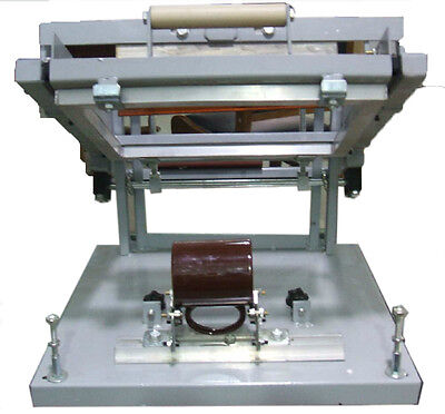 Manual Round Screen Printing Machine,pen Cup Bottle Printer New2 Elegant And Graceful Mug