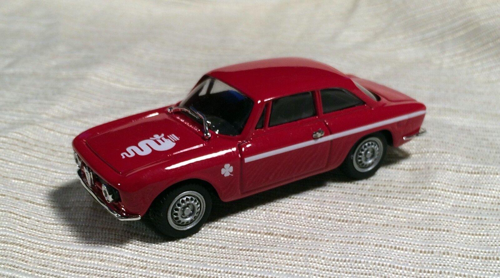 Progetto K Alfa Romeo Giulia GTAJ Presentazione 1967 1 43rd Scale w Box REDUCED