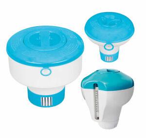 Intex-Dosier-Spender-Chlordosierer-Chlor-Dispenser-Dosierer-Thermometer-versch