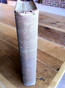 ON-THE-ORIGIN-OF-SPECIES-1st-US-Printing-1st-State-1860-CHARLES-DARWIN-2-Quotes