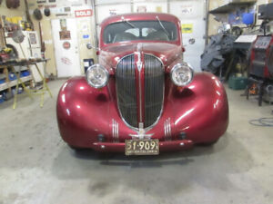 1938 Plymouth P5