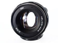 HELIOS 44M 2/58 M42 Anamorphic Bokeh Cine Lens Rotating Oval Aperture 8052662