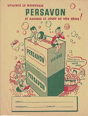 Objet de collection protège cahier bonbons Lutti signé G Lalart