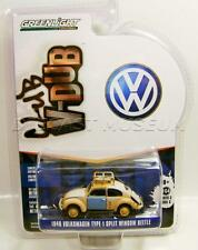 1948 '48 VW VOLKSWAGEN TYPE 1 SPLIT WINDOW BEETLE BUG PROJECT V-DUB GREENLIGHT