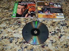 007 Tomorrow Never Dies Playstation (PS1, 1999) Game PS2