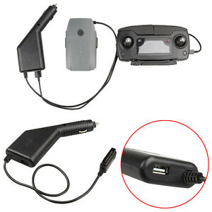 USB-Car-Charger-Remote-Control-Battery-Charging-for-DJI-Mavic-Pro-Drone-RC