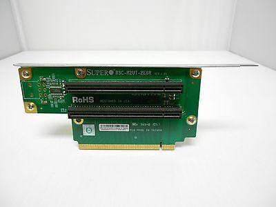 Supermicro Server RSC-R2UT-2E8R 2U PCI-E to Dual PCI-E x8 Riser Card CSE-217