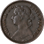 Great-Britain-Farthing-1881-KM-753-VF miniature 1