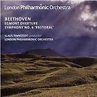 "Ludwig van Beethoven - Beethoven: Egmont Overture; Symphony No. 6 ""Pastoral"" (2015)"