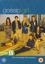 Gossip Girl : The complete third season (5 DVD)