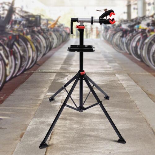 HOMCOM Fahrradmontageständer Zentrierständer Fahrradständer Reparaturständer