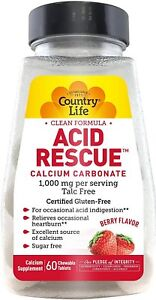 Acid-Rescue-Country-Life-60-tablet-Berry