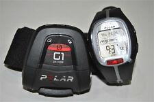 Cardiofrequenzimetro Polar RS300X + G1 GPS Black USATO