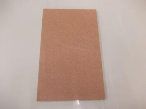 Valchromat colorés bois 420 x 297 x 8mm A3 marron bord feuille diy panneau