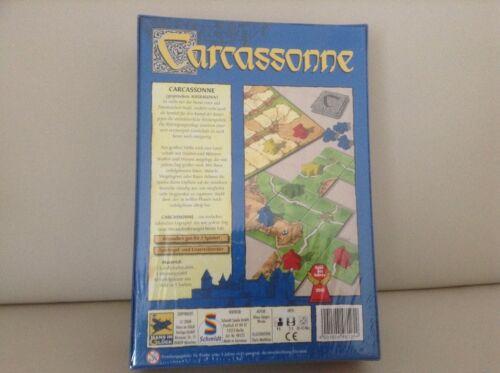 ausgezeichnetes Legespiel,NEU  Spiel des Jahres 2001 Familienspiel Lernspielzeug Carcassonne