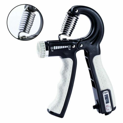 Hand Wrist Exerciser Forearm Grip Trainer Fitness Strength Grip Finger Builder