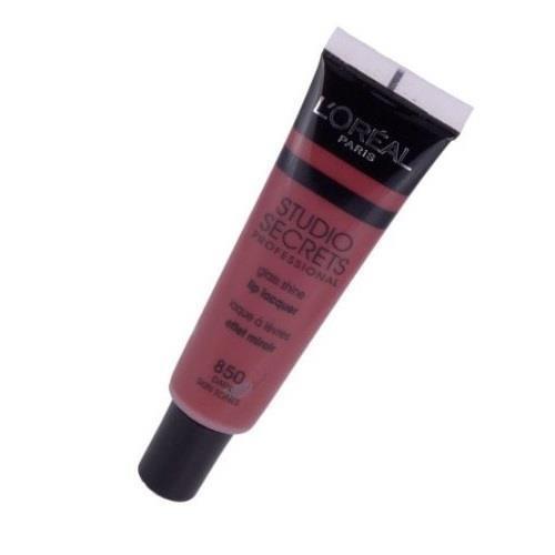 L'Oreal Studio Secrets Lip Lacquer - Choose Your Shade