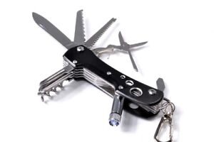 14-Function-Swiss-Style-Black-Anodized-Alloy-Multitool
