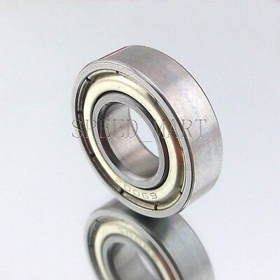 1PCS 6900ZZ Deep Groove Metal Double Shielded Ball Bearing (10mm*22mm*6mm)
