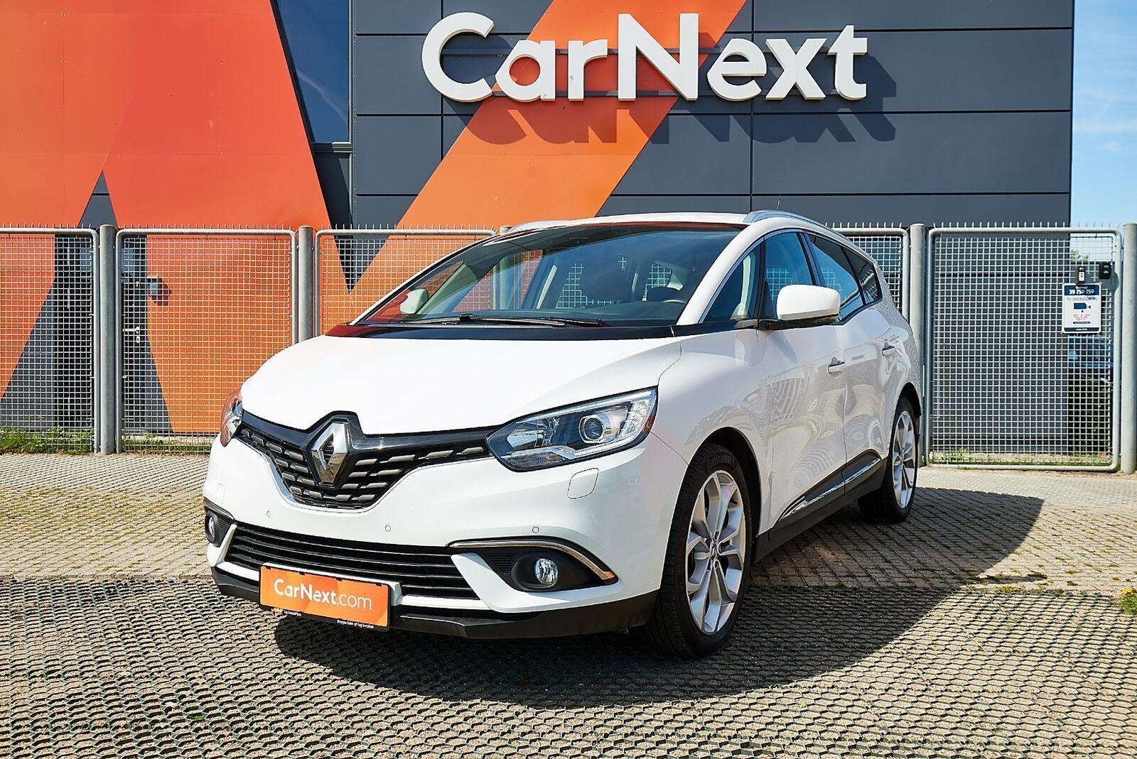 Renault Grand Scenic IV 1,5 dCi 110 Zen 7prs 5d - 219.900 kr.