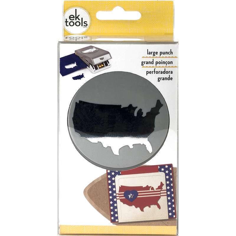 """2.5/"""" 54-30190 NEW EK Tools Paper Punch Large Petals"""