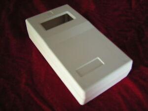 Progetto Elettronico Box ABS 92mm x 63mm x 24mm VANO BATTERIA bc5 ol0595