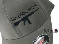Black Rifles Matter Flex Fit Cap