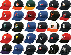 02a1db0a0cc MLB Replica Youth Baseball Cap Various Team Trucker Hat Adjustable ...