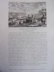 Bataille D'iéna 14 Octobre 1806 Produits De Qualité Selon La Qualité
