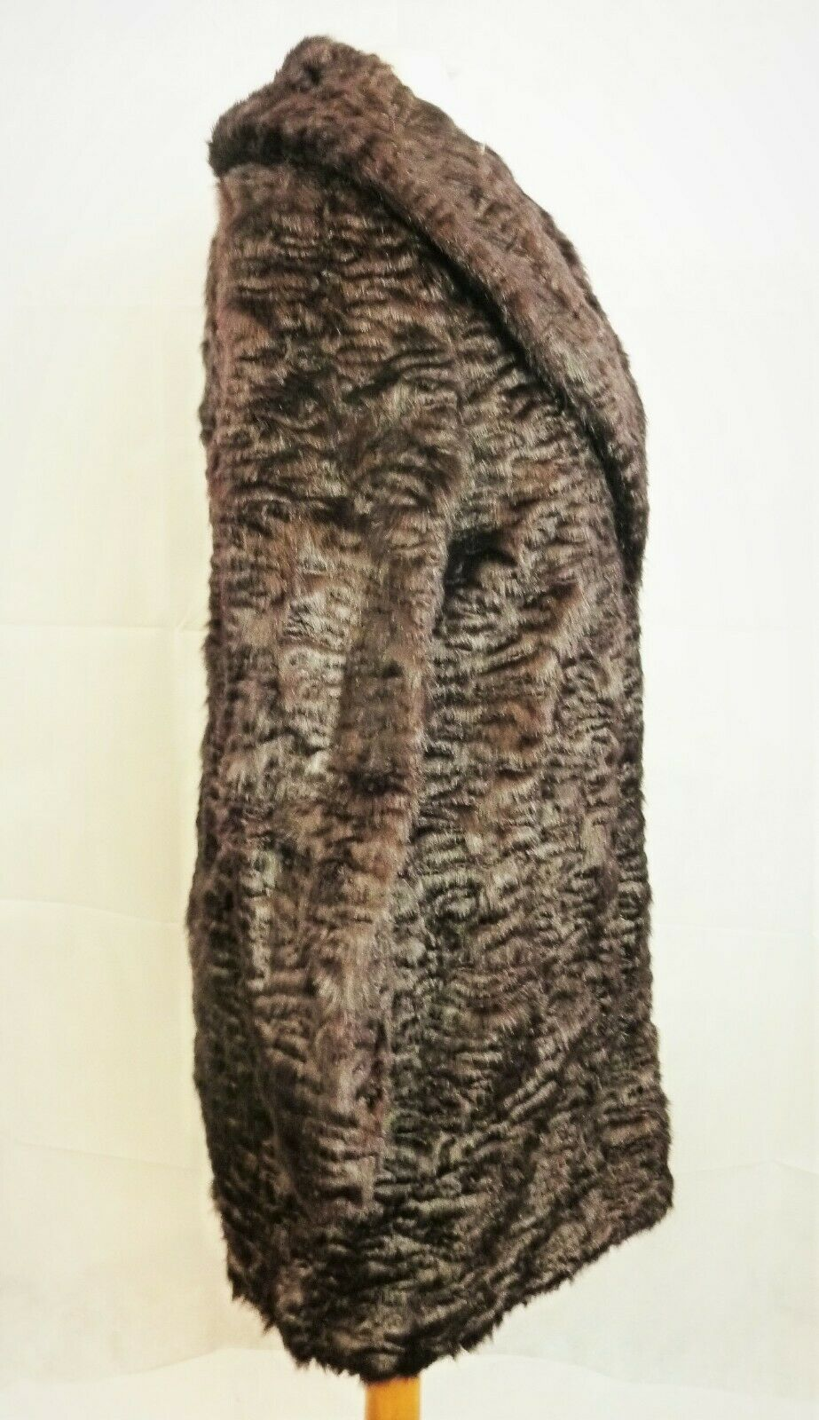 Next Women's Faux Fur Berry Coat Coat Coat Size 16 rrp  LS079 EE 19 fe5772