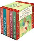 Kinder Hörbuch-Klassiker-Box 2 von Theodor Storm, Rudyard Kipling, Lewis Carrol, Frances Hodgson Burnett und Carlo Collodi (2016)