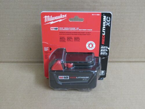 Milwaukee 48-11-1828 GENUINE M18 LITHIUM 18V XC Li-Ion Battery